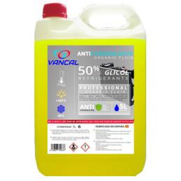 Anticongelante Organico 50% 5L