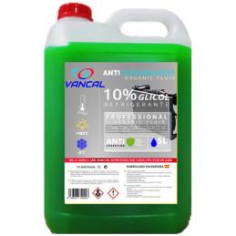 Anticongelante Organico 10% 5L