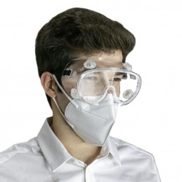 Gafas proteccion antivaho...