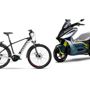 Motos - Bicicletas